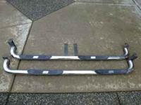 Land Master Nerf Bars $100 OBO. Removed from a Chevy