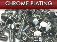 Chrome Plating.  7042090531.   Chevelle, mustang,