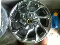15in Chrome rims (4 lugs)fits Nissan/Hondas for sale