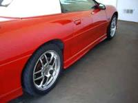 I have a very nice set of replica Z06 rims w/tires. The
