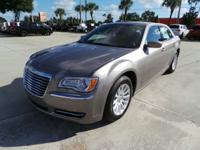 Introducing the 2014 Chrysler 300! Offering an alluring