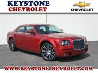 This is a great 2010 300 sedan S V6. Only one person