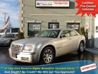 TAKE A LOOK AT THIS 2005 CHRYSLER 300C WITH ONLY 1
