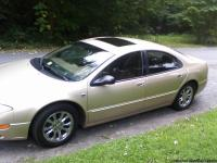 I have a nice 2000 Chrysler 300 for sale. It is gold