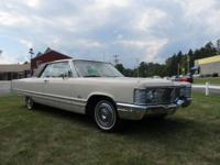 1968 CHRYSLER IMPERIAL CROWN COUPE! SOLID ORIGINAL CAR!