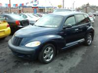 THIS PT CRUISER HAS A 5 SPEED, MANUAL SHIFT