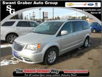 2012 Chrysler Town and Country Touring_ This vehicle