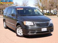 Introducing this 2012 Chrysler Town & Country with