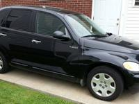 Black PT Cruiser 2005 - Touring Edition - $5299 Very