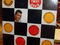 1961 Chubby Checker - Let's Twist Again - Parkway P7004