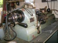 Chucker Turrent Lathe. Collects and some tooling.