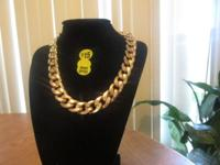 This Necklace builds excitement ! It is striking and