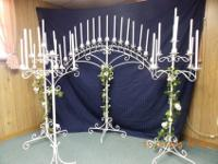 Church Altar Wedding Decorations The followings items