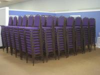 BULK QUANTITES OF CHURCH CHAIRS CAN BE ORDERED FROM