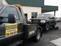 CHYKKOS TOWING OFFERING A $50 FLAT RATE TOWING (FLAT