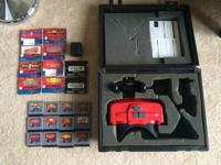 CIB Like New Hard Case Blockbuster Nintendo Virtual Boy