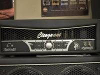 Cicognani Imperivm Luxury H120 Amp Head & Imperivm 412