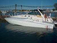 PRICE REDUCED TO $79,000 1986 Cigarette Cafe Racer 35'