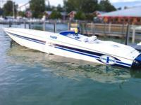 Cigarette Watercraft Available: 2003 42 Cigarette Tiger
