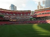 4 Tickets to the Reds v. Mets Sept. 5th  Moondeck Sec