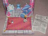 Cinderella Bedroom Polly Pocket Cinderella, 2 outfits,