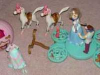 Cinderella Carriage with Prince, Cinderella, dog, 2