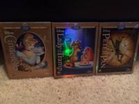 Selling the disney motion pictures: Cinderella, Lady &