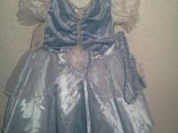 HI! I AM SELLING A CINDERELLA DRESS SIZE 2. IT DIDNT