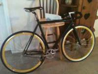 I am selling my singlespeed bike. This thing is