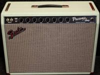 Circa 1997 Fender ProSonic Tube Amplifier Sea Foam