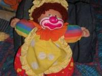 I have 3 Circus Cabbage Patch Dolls. Nothing wrong with
