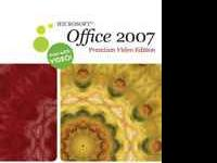 Microsoft office 2007 Textbook used for CIS 110 at Cape