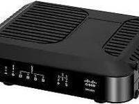 Cisco DOCSIS 3.0 Cable Router/Modem $89.99 -Approved