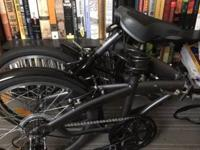 I'm am selling my Citizen Foldable bike. It is the