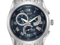 I'm offering my Citizen Eco Drive Calibre 8700 watch. I