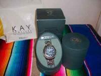 This watch was purchased for 350.00 at Kay's. Because