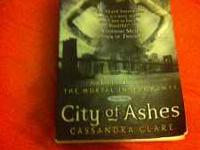 Book two in the mortal instruments series Amazing read