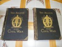 The soldier in our war civil war books. Book bindings
