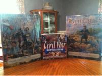"These are 2 books ""Commanders of the Civil War"" and"