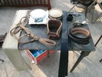 various Civil war items that did not sell at our yard