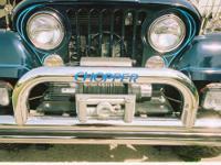 CJ7 Off-Road Special Fiberglas Body AMC 401 Motor 750