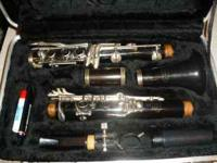 Vito clarinet great condition plays very well and