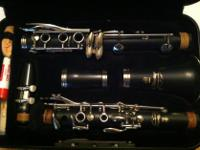 Type: Clarinet Clarinet was used for one school year