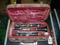 I have an Evette wood clarinet for sale or trade. I