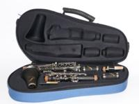 Beautiful Clarinet! Undercut tone holes lead to a rich,