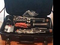 Buffet Crampon & Cie A Paris Clarinet and Stand for
