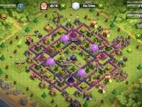 level 85, max troops, most max defense for TH 9,Barb