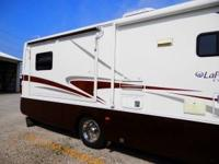 2002 Monaco LaPalma 34sbd motor home with two slide
