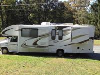 This Motorhome is a one owner loaded with extra options
