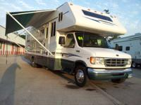 2002 Holiday Rambler.Atlantis Ford v 10  31.5 ft  slide